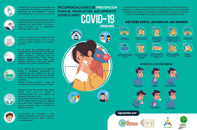 Lee más sobre el artículo Acciones preventivas y de mitigación de riesgos de contagio frente al COVID -19
